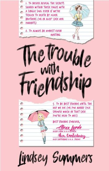 The Trouble with Friendship