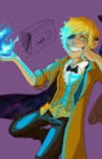 Bill cipher x reader by BlueberryTilapidaLV