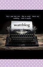 WattBlog by LDCrichton