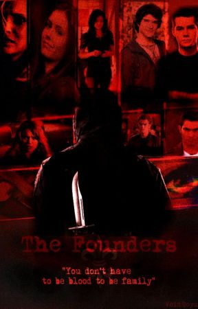 The Founders | Teen Wolf & The Vampire Diaries AU | by voidboyz
