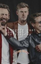 avengers cast imagines and preferences by _hollanders