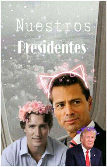 Nuestros Presidentes ❝‧₊CountryHumans