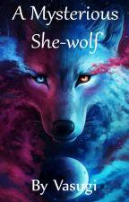 A Mysterious She-wolf by Vasugiiiiiii