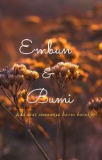 Embun & Bhumi by penamarund