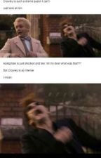 Good Omens x Reader by MemesAndGoodDreams