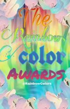 The Rainbows' Color Awards by RainbowColorsAwards