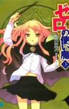 """Zero no Tsukaima #3 """"El libro del fundador"""" by IkiSakura"""