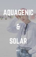 Aquagenic and Solar [Park Jimin] by itsmutpie