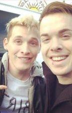 Instagram | Cody Carson x Maxx Danziger | Carzinger by LoganComics