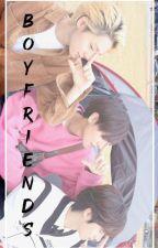 Boyfriends   Ravn/Hwanwoong/Xion   ONEUS by ravnsbingbing