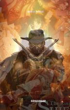 The Gunslinger: Rise of the Shield Hero X Male Reader Erron Black  by SymbioteKing