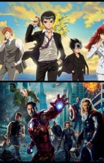 Ghost Avengers