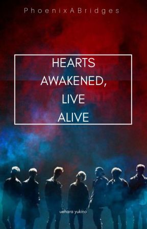 hearts awakened, live alive [ATEEZ] by PhoenixABridges