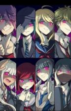 Ask The Pregame and postgame Drv3 Cast and Team HRTT by ToriWest4