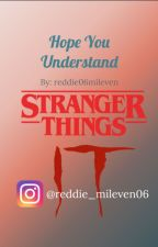 It x Stranger things crossover by reddie06mileven