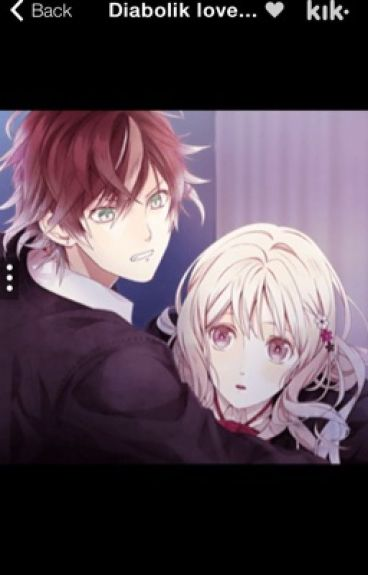 Diabolik lovers: Will You Forgive Me (ayayui)