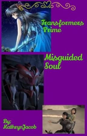 Transformers Prime Misguided Soul by kathrynjacob