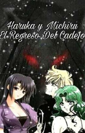 Haruka  Michiru y el regreso del Cadejo  by Vickymoon2040