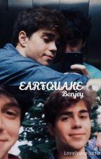 EARFQUAKE// Benjey (ON HOLD) by lovelyy-alyssa