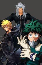 Kingdom Hearts x My Hero Academia crossover by RoxastheXIII