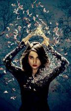 Magician Queen ➤ L. Laufeyson & W. Maximoff by Versfa