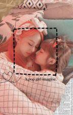 Kpop Girlgroup X FemReader by freakinbutterfly