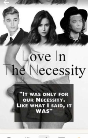 Love In The Necessity