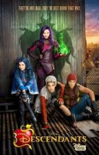 Disney's Descendants: Watching Their Movie by Descendants4eVeRLoVe