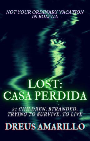 Lost: Casa Perdida by DreusAmarillo