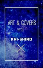 Art and Covers With Kai-Shiro by Kai-shiro