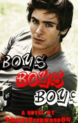 Boys, Boys, Boys.... [boyxboy]