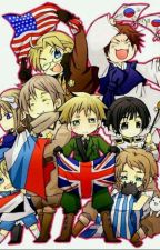 What Is This Madness?(Hetalia X Reader) Book.  by metime245