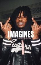 Rapper Imagines by theunofficialslump
