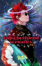 bnha boyfriend scenarios by AnimeAki23