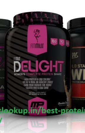 Best Protein Powder On The Market by evangelinekbyers
