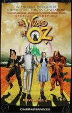 The Wonderful Wizard Of The Oz by rosemarry11