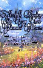Starlight Academy:The Long Lost Elemental Princess  by Arantxa_Psalm