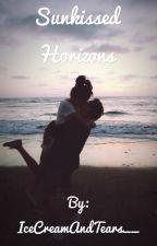 Sun kissed horizons by IceCreamAndTears__