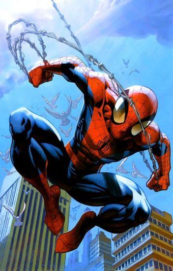 elfen lied x male spiderman reader  sorenazure777  wattpad
