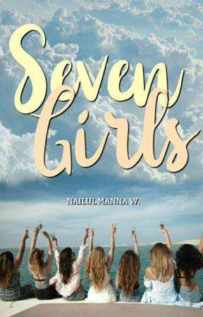 SEVEN GIRLS by Salwawawa540