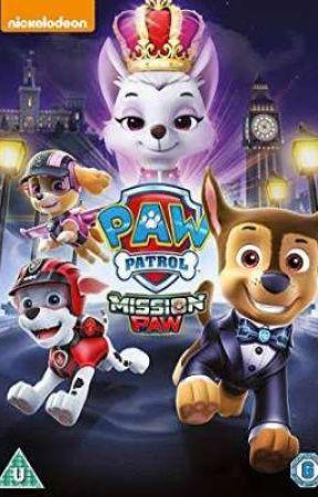 paw patrol: mission paw: pups save the world. - characters list. - wattpad