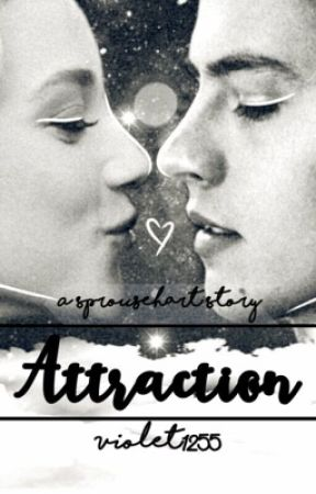 Attraction ~ Sprousehart by Violet1255