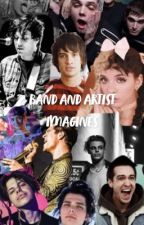 Band and Artist Imagines  by petewayfrom21discos