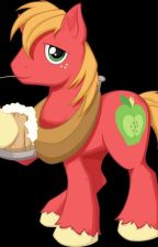 MLP - Big Mac X Male Unicorn Reader. by fellow_FanficNerd