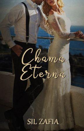 Chama Eterna - Livro 3 de Meu Segredo by Silmarazafia