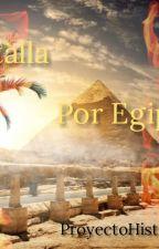 La batalla por Egipto by ProyectoHistoria95