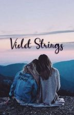 Violet Strings (GirlxGirl) by CityCrime3131
