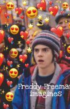 Freddy Freeman imagines  by batcatlove