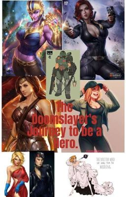 The Doomslayer S Journey To Be A Hero Male Doomslayer Reader X Harem 18 Harem Part 1 Wattpad