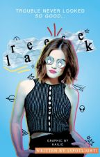 Reese Lavek ⚥ S. Smythe | ✓ (EDITING) by SleekerVae